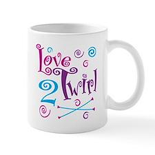 Love 2 Twirl Mug