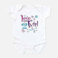 Love 2 Twirl Infant Bodysuit