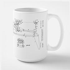 Mark V US Patent Mug