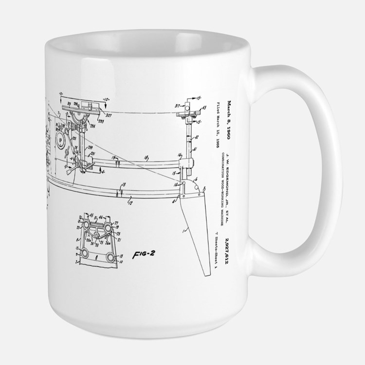 Mark V US Patent Mug