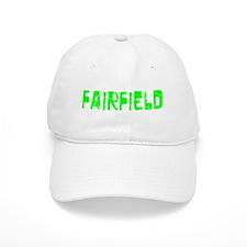 Fairfield Faded (Green) Baseball Cap
