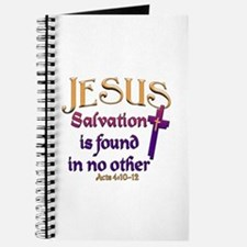 Jesus, Salvation in no other Journal
