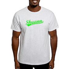 Retro Shyann (Green) T-Shirt