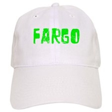 Fargo Faded (Green) Baseball Cap