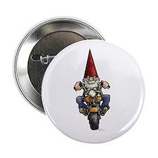 """Easy Ridin' Gnome 2.25"""" Button"""