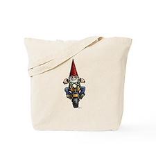 Easy Ridin' Gnome Tote Bag