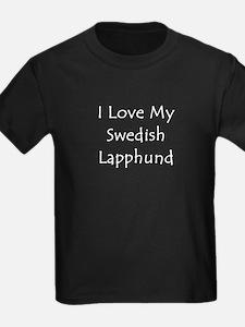 I Love My Swedish Lapphund T