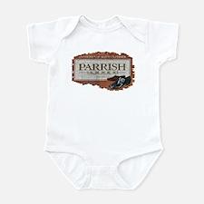Parrish Shoes Infant Bodysuit