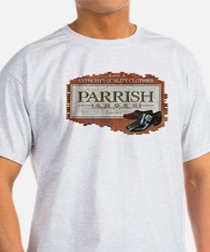 Parrish Shoes T-Shirt