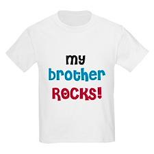 My Brother Rocks T-Shirt