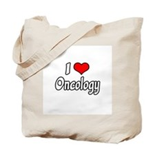 """""""I Love Oncology"""" Tote Bag"""