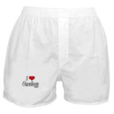 """I Love Oncology"" Boxer Shorts"