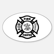 Fire Fighter Decal