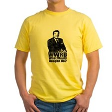 WWRD? - What Would Reagan Do? T