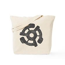 Vintage 45 RPM Tote Bag