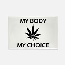 Drug Choice Rectangle Magnet (100 pack)
