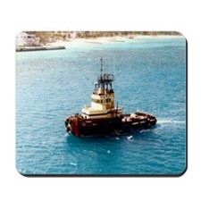 Harbor Tug Mousepad