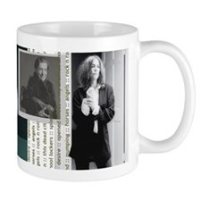 Patti Smith Small Mug