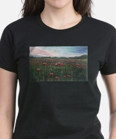 French Poppies Tee