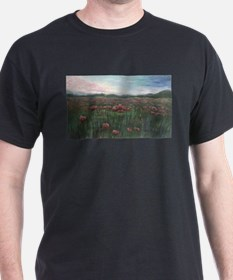French Poppies T-Shirt
