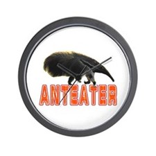 Anteater Wall Clock
