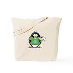 Love the Earth Penguin Tote Bag