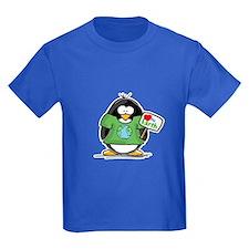 Love the Earth Penguin T