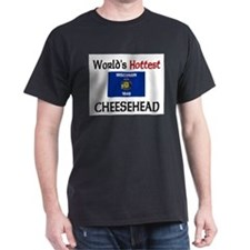 World's Hottest Cheesehead T-Shirt