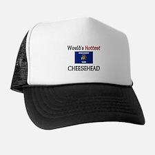 World's Hottest Cheesehead Trucker Hat