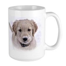 Golden Retriever Pup Mug