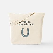 swedish warmblood Tote Bag