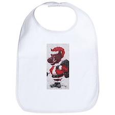 Razorback Santa Bib