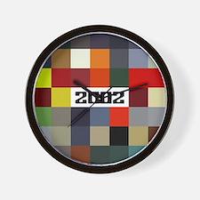 BMW 2002 Colors Wall Clock