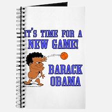 Obama Game Journal