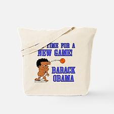 Obama Game Tote Bag
