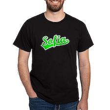 Retro Sofia (Green) T-Shirt