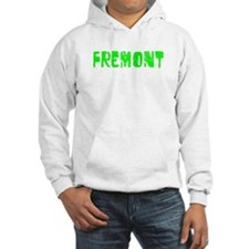 Fremont Faded (Green) Hoodie