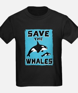 Save the Whales T