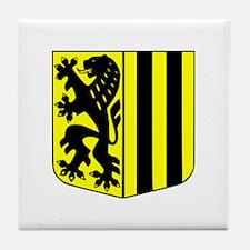 Dresden Tile Coaster