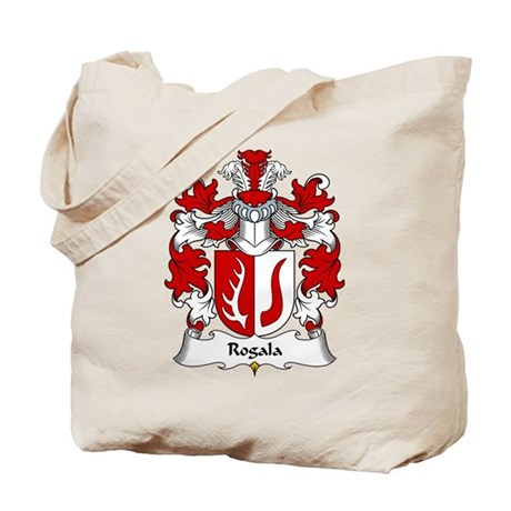 Rogala Family Crest Tote Bag