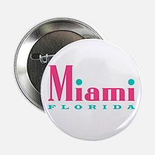 """Miami - 2.25"""" Button"""