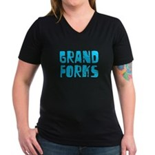 Grand Forks Faded (Blue) Shirt