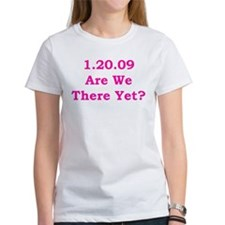 1.20.09 Are We There Yet Tee