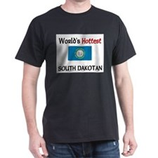 World's Hottest South Dakotan T-Shirt