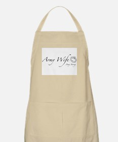 Army Wife, Army Strong BBQ Apron
