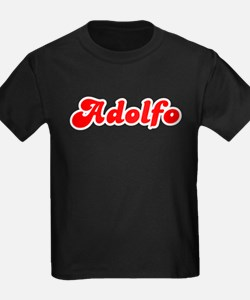 Retro Adolfo (Red) T