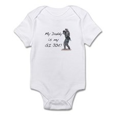 Daddy Is My GI Joe Infant Bodysuit