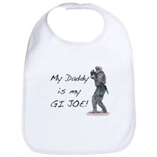 Daddy Is My GI Joe Bib