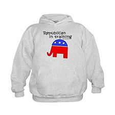 Republican in Training Hoodie