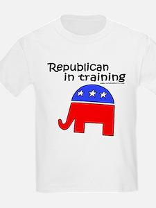 Republican in Training T-Shirt